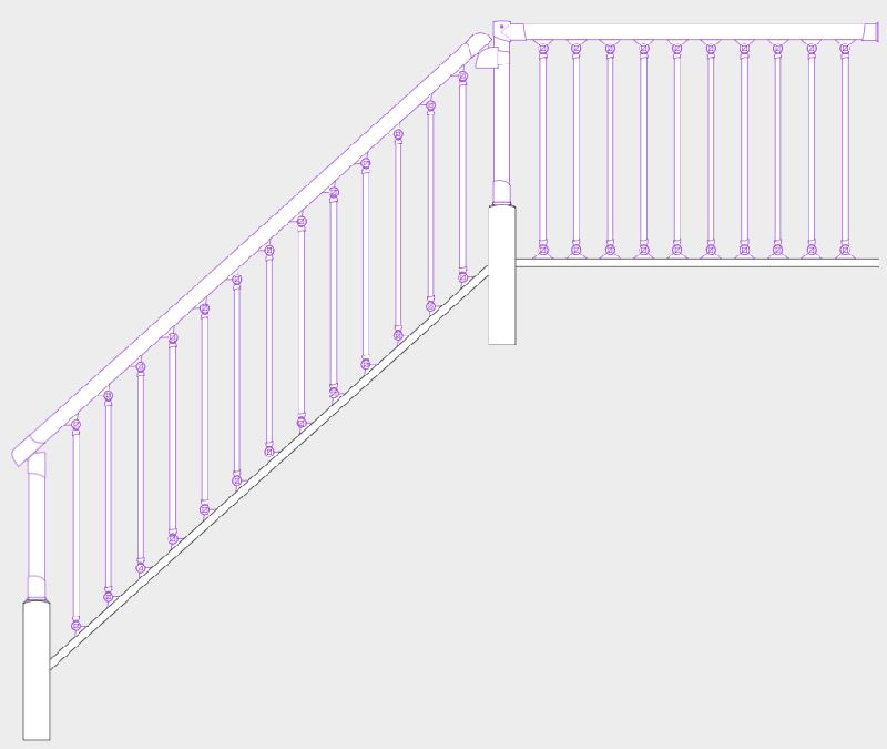 Balustrade Calculator